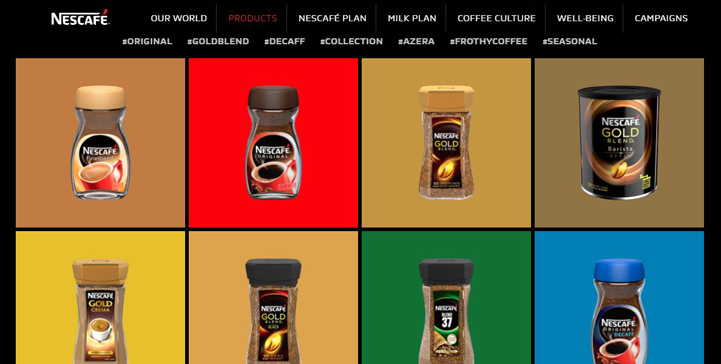 Nescafe's switch from website to Tumblr might not work